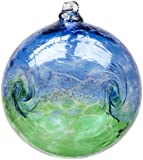 Kitras 3-Inch Van Glow Ball, Blue/Green