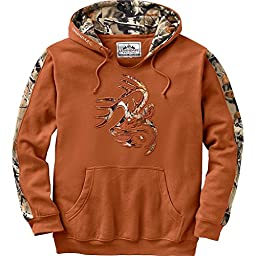 Legendary Whitetails Men\'s Outfitter Hoodie Canyon Medium