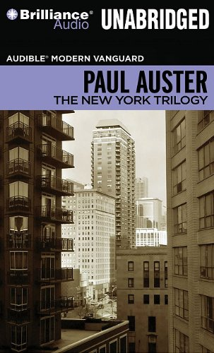 The New York Trilogy (Audio Books New York compare prices)