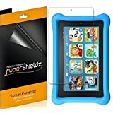 [3-Pack] Supershieldz High Definition Clear Screen Protector for Fire 7 Kids Edition Tablet 7