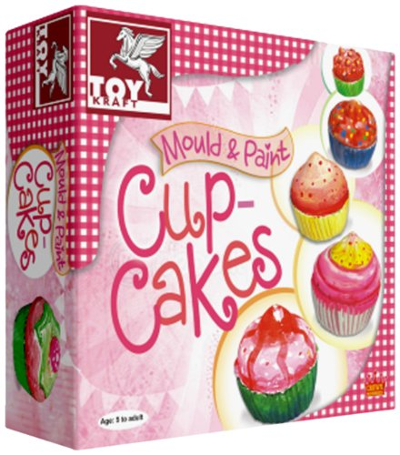 Toy Kraft M And P - Cup Cakes, Multi Color