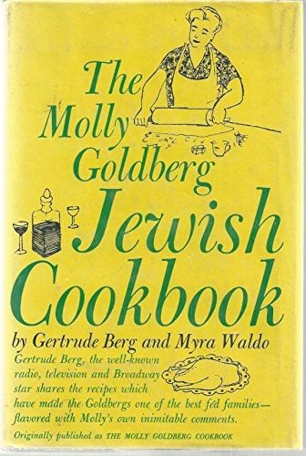 The Molly Goldberg Jewish Cookbook (Recipe For Gertrude compare prices)
