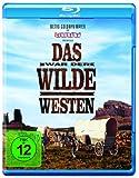 DVD Cover 'Das war der wilde Westen [Blu-ray]
