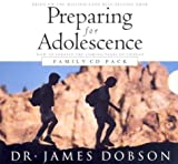 img - for By James C. Dobson Preparing for Adolescence (Unabridged) [Audio CD] book / textbook / text book