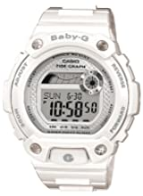 Casio Baby-G Damen-Armbanduhr Digital Quarz BLX-100-7ER
