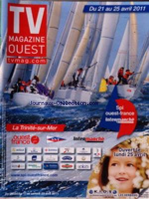 tv-magazine-ouest-du-15-04-2011-spi-ouest-france-intermarche-la-trinite-sur-mer