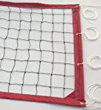 Volleyball Net Kevlar Rope Top and Bottom - KNK