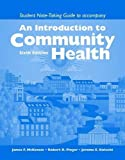 An Introduction to Community Health Note-Taking Guide (0763753661) by McKenzie, James F.