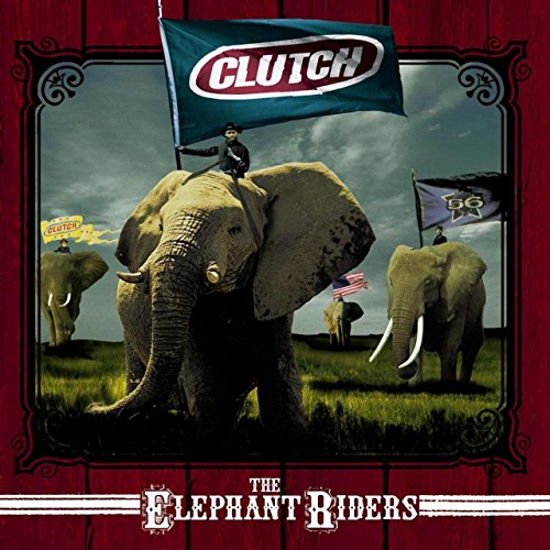 Elephant Riders - Coloured Edition
