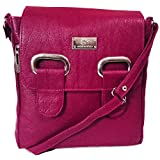Chalissa Girl's Dark Pink Stylish Sling Bag
