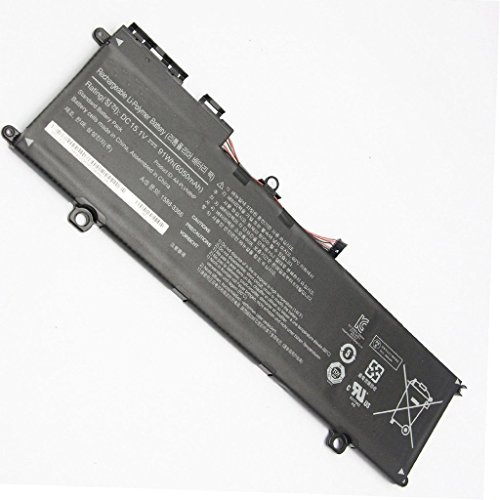 BPX batterie d'ordinateur portable 15.1V 6050mAh 91Wh AA-PLVN8NP for Samsung ATIV Book 8 Touch NP880Z5E-X01