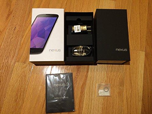 Nexus 4 E960 Phone 8 GB GSM Unlocked White