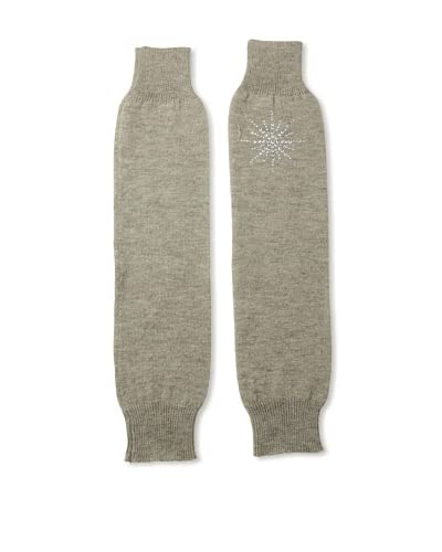 a & R Cashmere Women's Armwarmers, Sand, One Size As You See