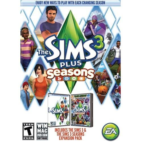 The Sims 3 Plus Seasons (The Sims 3 Seasons compare prices)