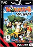 Worms 4: Mayhem (PC DVD)