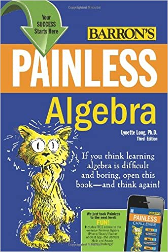 Painless Algebra (Painless Series)