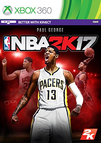 NBA 2K17  (Xbox 360)  available at amazon for Rs.2298