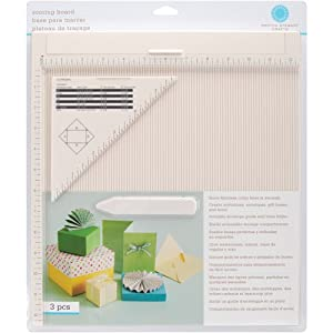 Scoring Score Board and Envelope Tool Martha Stewart Crafts EK Success