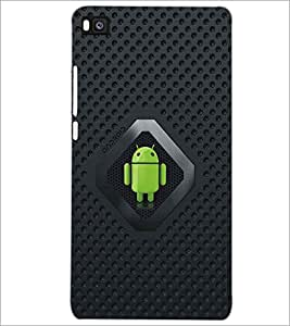 HUAWEI P8 ANDROID Designer Back Cover Case By PRINTSWAG