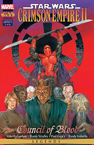 Star Wars: Crimson Empire II - Council of Blood (1998-1999) #1 (of 6) (Star Wars Crimson Empire Ii compare prices)