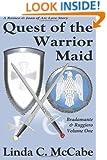 Quest of the Warrior Maid: Bradamante & Ruggiero series
