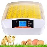 Neue intelligente automatische Huhn Ente Ei Hatcher Digital Schlupf 56