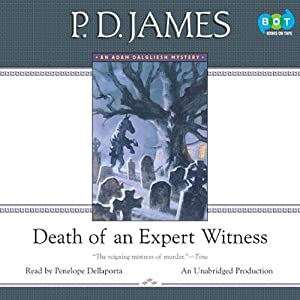 Death of an Expert Witness | [P. D. James]