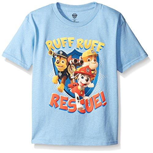 Paw Patrol Boys' Short Sleeve T-Shirt