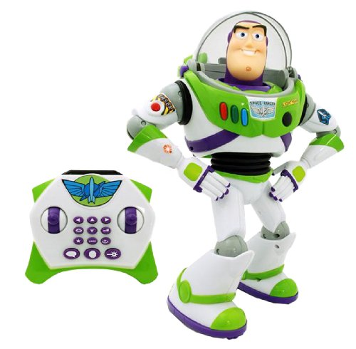 Toy Story U-Command Buzz Lightyear