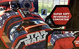 Star Wars Comforter Set, 6 Pc. Twin, Reversible Design