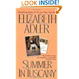 Summer Tuscany Novel Elizabeth Adler