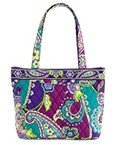Gorgeous Vera Bradley Petite Tote in Heather