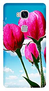 TrilMil Printed Designer Mobile Case Back Cover For Huawei Honor 5X