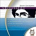 Discours sur l'origine - et les fondements de l'inégalité parmi les hommes Audiobook by Jean-Jacques Rousseau Narrated by Jérôme Frossard