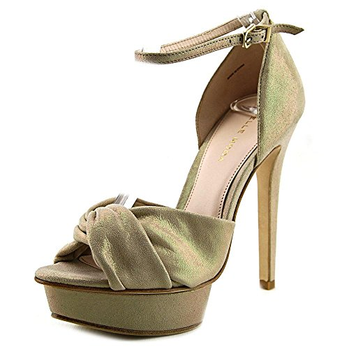 Pelle Moda Mala Toile Sandales Compensés