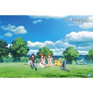 CLANNAD AFTER STORY 8 (初回限定版) [DVD]