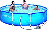Bestway Frame Pool Steel Pro Set
