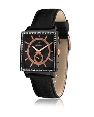 Bassel Reloj con movimiento cuarzo suizo CR3030N Negro 42  mm