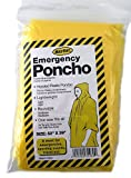 Adult-Size-Emergency-Poncho-MAYDAY-INDUSTRY-PACK-OF-24-Pieces-Rain-Rainwear-Camping-Hiking-Sports-Bug-out-bag-Disaster-Survival-safety-PPE-NEW