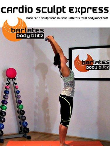 Barlates Body Blitz Cardio Sculpt Express