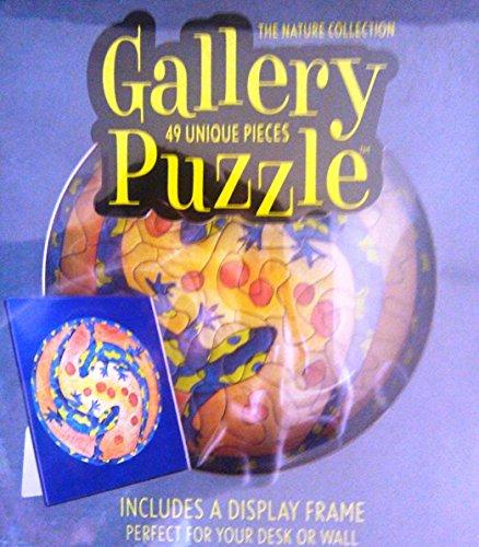 Gallery Puzzle - 45 Unique Pieces (Lizard Twins)