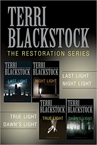The Restoration Collection: Last Light, Night Light, True Light, Dawn's Light (A Restoration Novel)