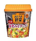 アサヒF&H おどろき野菜 ピリ辛海老みそタンメン 25.2g×6個