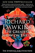 The Greatest Show on Earth: The Evidence for Evolution by Richard Dawkins cover image