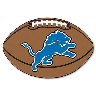 Fanmats NFL Detroit Lions Nylon Rug