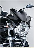 Windscreen Puig WAVE for Suzuki GS 500 E (GM51B) black