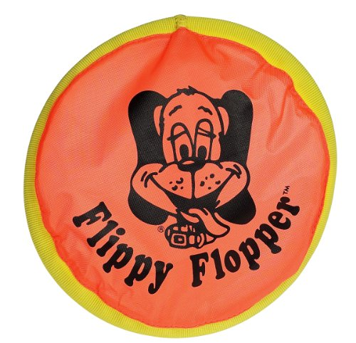 "Hyper Pet 9"" Flippy Flopper Dog Toy, Assorted"