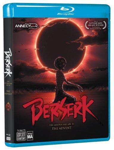 Berserk: The Golden Age Arc III - The Advent (BD) [Blu-ray] by VIZ VIDEO