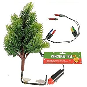 12 Volt Christmas Tree with 5 Lights