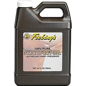 Fiebing's Neatsfoot Oil - 100% Pure by Fiebing Company